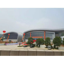 Aluminum Curtain Wall School Sports Field Hall